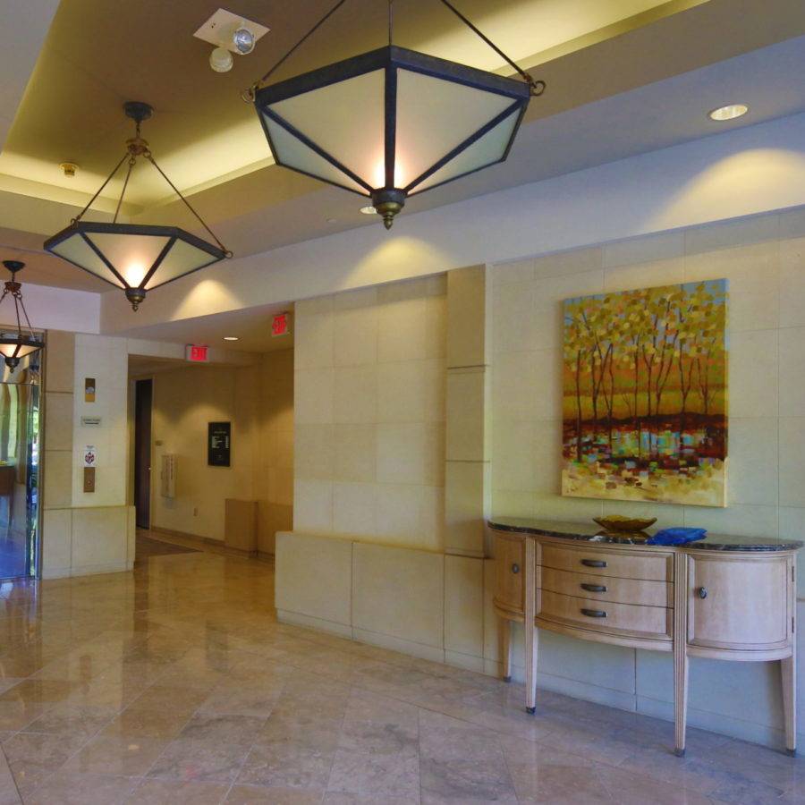 3110 Edwards Mill Lobby