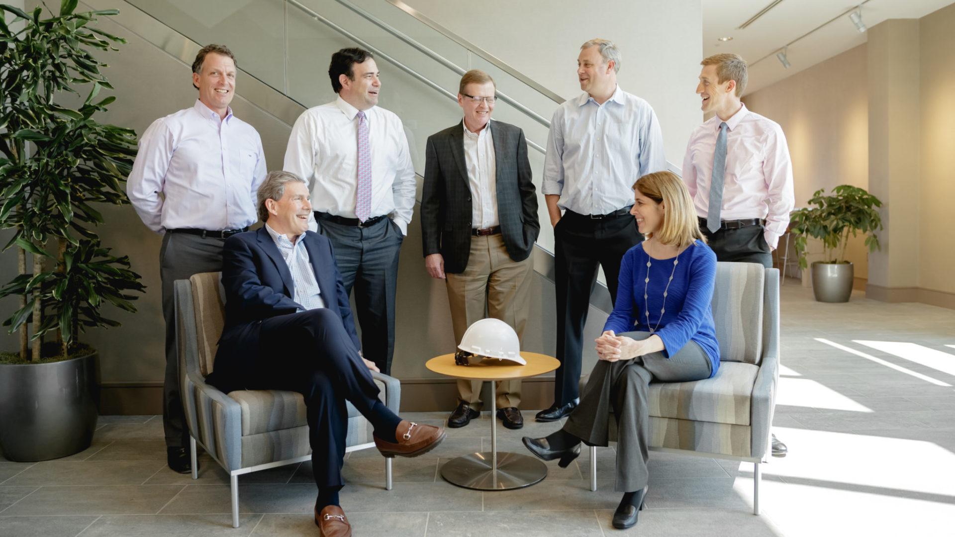 Capital Associates Group Photo