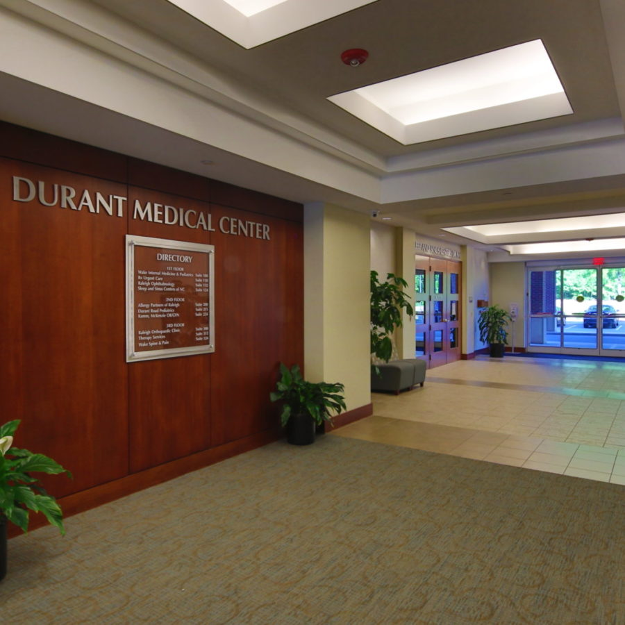 durant road medical office building