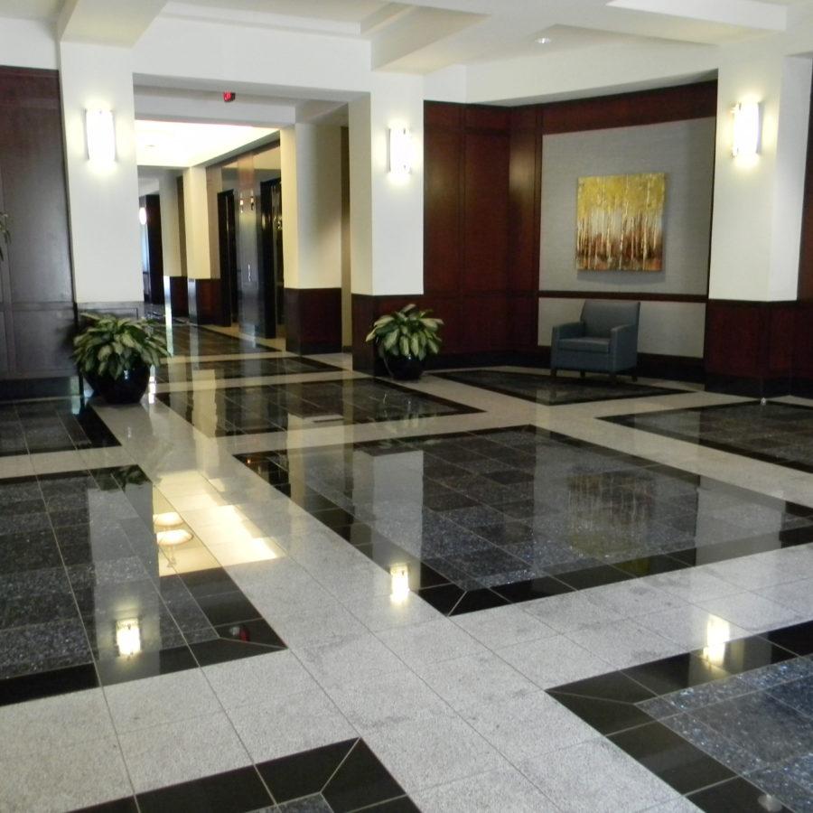 800 green valley road lobby